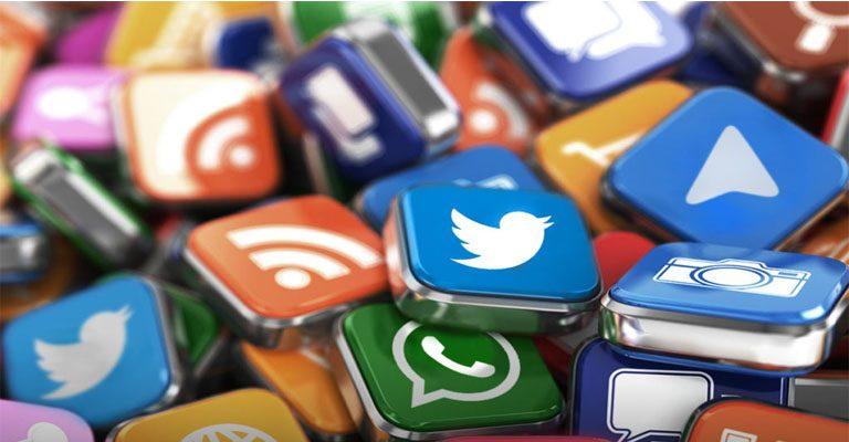 شبکه های اجتماعی جهان | طراحی سایت حرفه ای با فارسینو