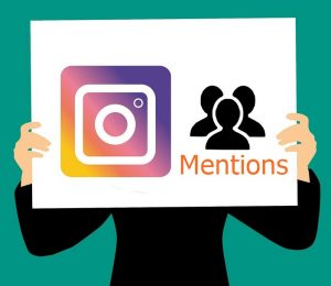instagram-mention