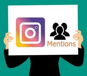 instagram-mention