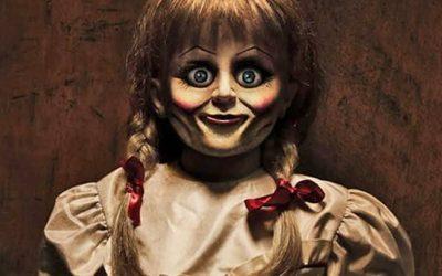 آنابل ترسناک ترین عروسک دنیا