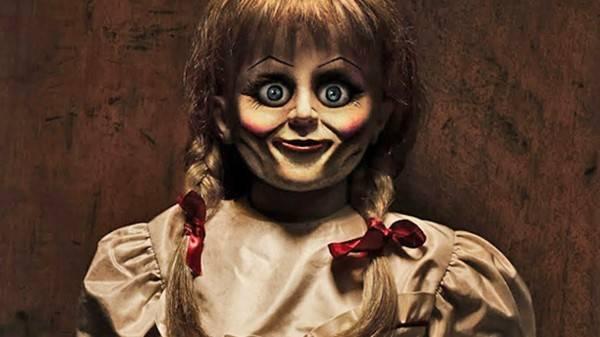 ترسناک ترین عروسک دنیا آنابل