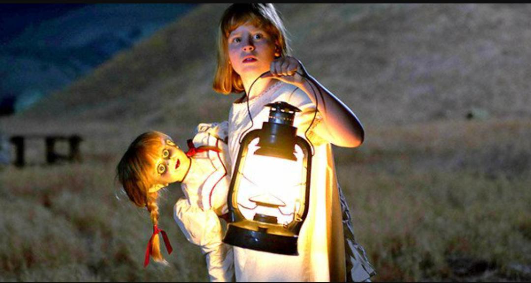 عروسک ترسناک Annabelle | فارسینو