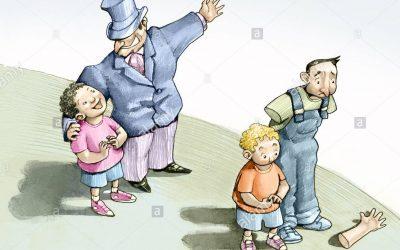 پدر پولدار ، پدر بی پول (قسمت دوم) ﺛﺮﻭﺗﻤﻨﺪﺍﻥ ﺑﺮﺍﻱ ﭘﻮﻝ ﻛﺎﺭ نمی کنند…