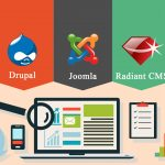 طراحی وب با سیستم مدیریت محتوا