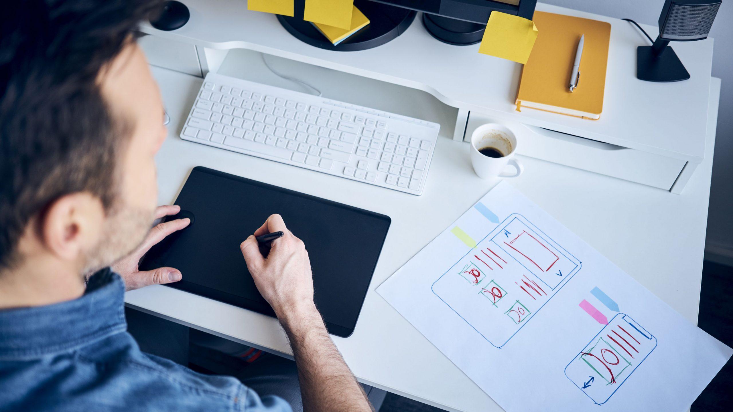 طراح سایت کیست ؟! اگر قصد طراحی سایت دارید حتما مطالعه کنید