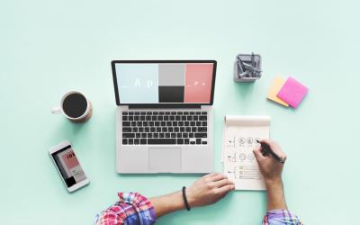 طراحی وبسایت و 8 عنصر اصلی در طراحی وبسایت