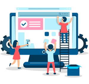 خدمات طراحی سایت فارسینو