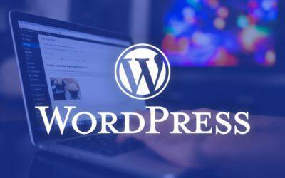 نرم افزار طراحی سایت با وردپرس