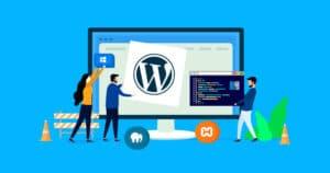 ساخت سایت آنلاین با وردپرس