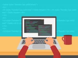 طراحی سایت اینترنتی با کدنویسی یا برنامه نویسی